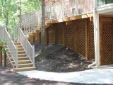 Archadeck Deck and Rail Project