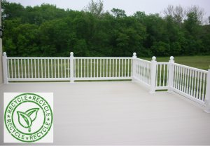 recyclable aluminum decking by wahoo decks