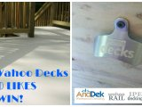 Like the Wahoo Decks Facebook and Win!