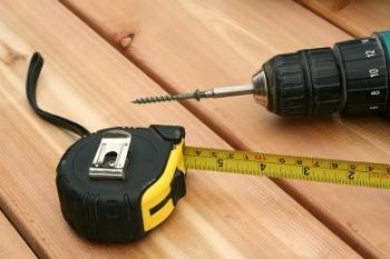 obtaining a deck building permit